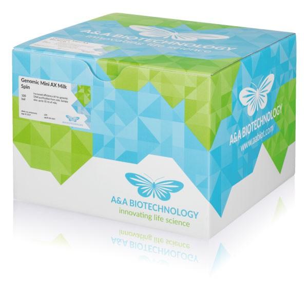 Genomic Mini AX Milk Spin
