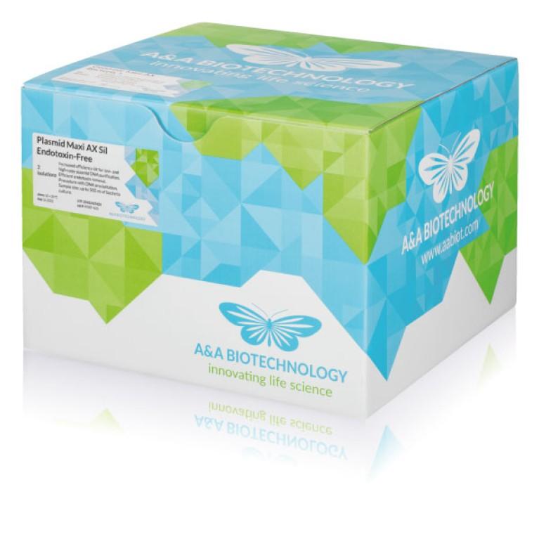 Plasmid Maxi AX Sil Endotoxin-Free