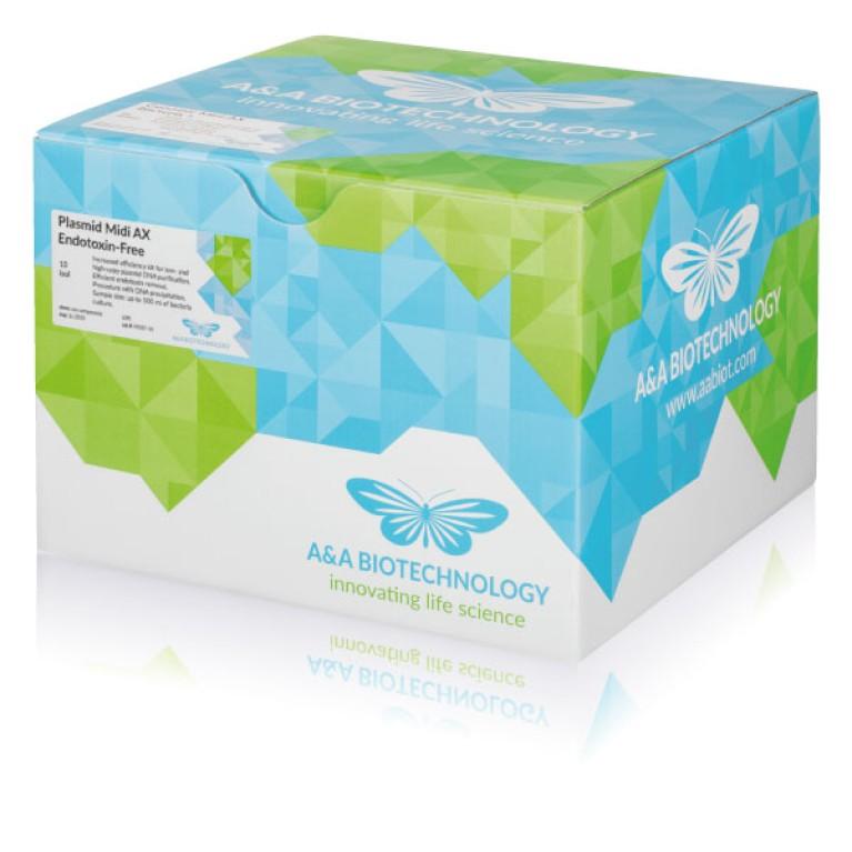 Plasmid Midi AX Endotoxin-Free